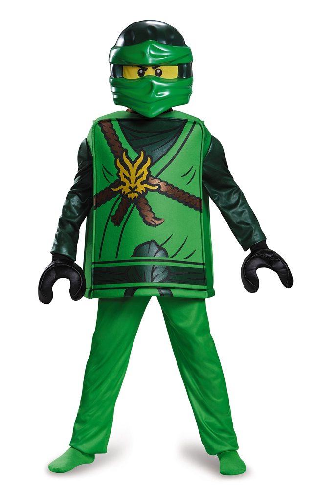 Lego Ninjago Deluxe Lloyd Child Costume 375428