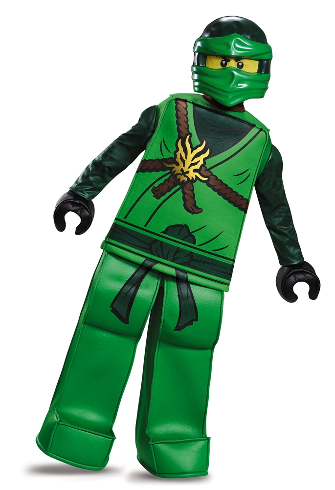 Lego Ninjago Prestige Lloyd Child Costume 375438