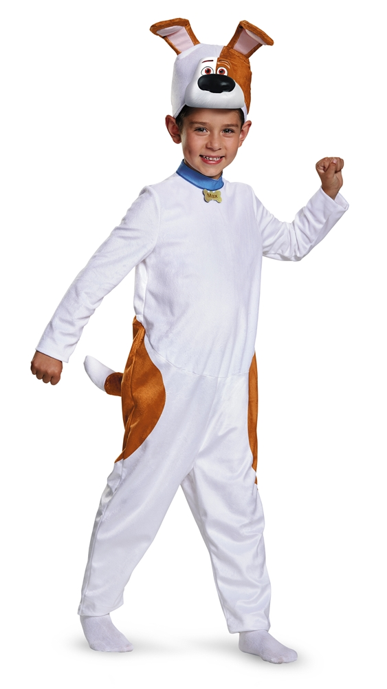 The Secret Life of Pets Max Child Costume 10480