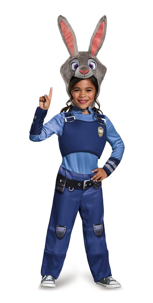 Zootopia Classic Judy Hopps Child Costume 99841