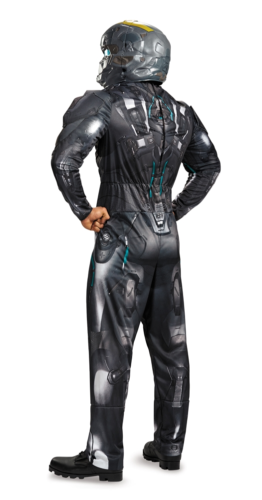 Halo Spartan Locke Muscle Teen Costume 376184