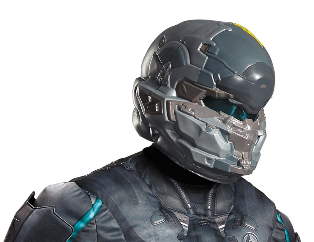 Halo Spartan Locke Muscle Adult Mens Costume 376185