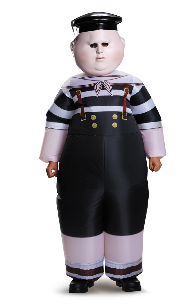 Tweedle Dee/Tweedle Dum Inflatable Child Costume