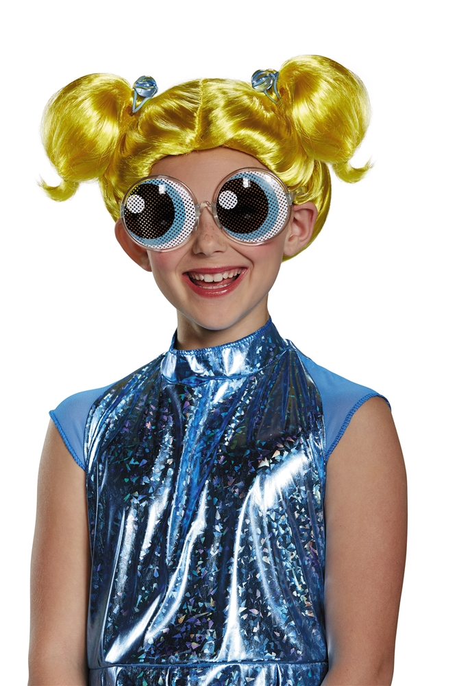 Powerpuff Girls Bubbles Child Wig