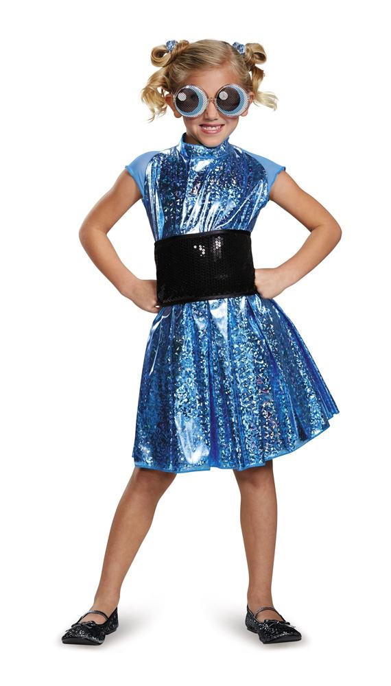 Powerpuff Girls Deluxe Bubbles Child Costume ()