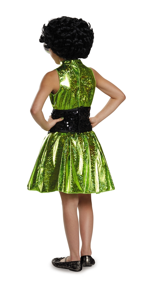 Powerpuff Girls Deluxe Buttercup Child Costume - 376254 ... Powerpuff Girls Buttercup Costume
