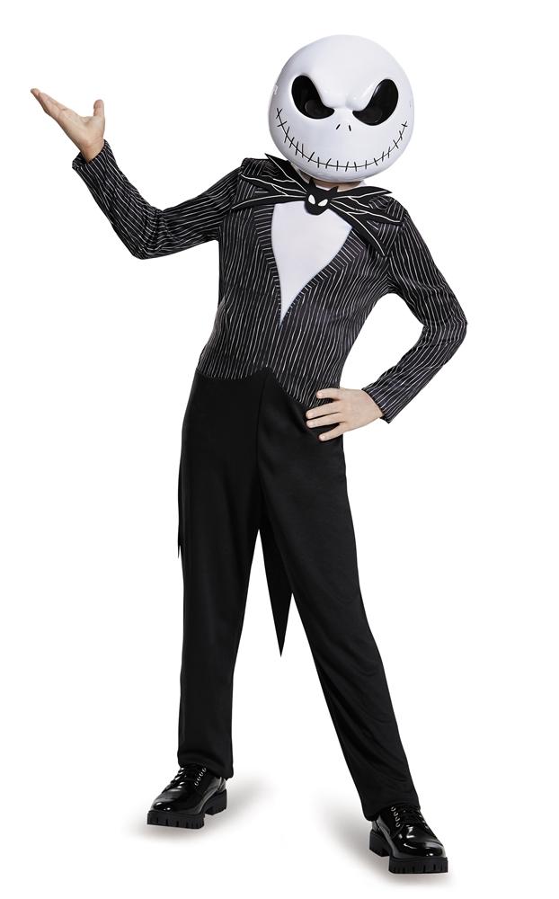 Jack Skellington Classic Child Costume