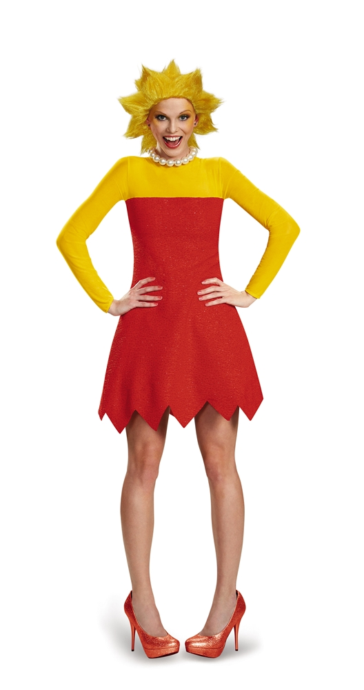 Lisa Simpson Deluxe Adult Womens Costume