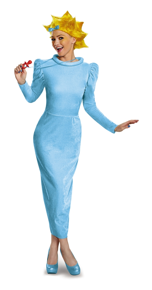 Maggie Simpson Deluxe Adult Womens Costume