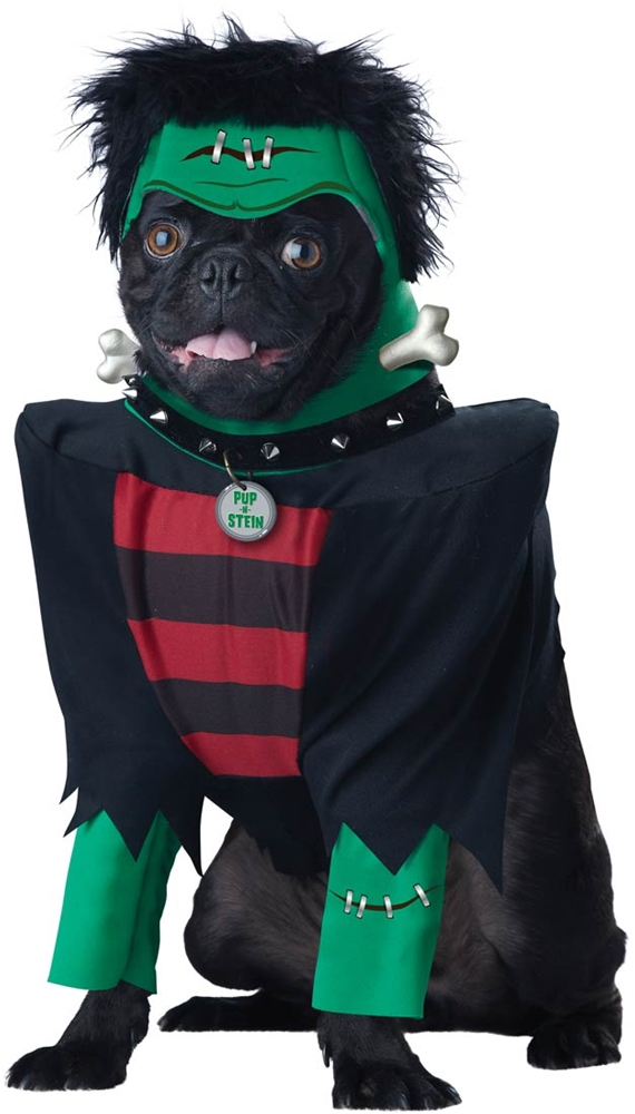 Franken-Pup Pet Costume