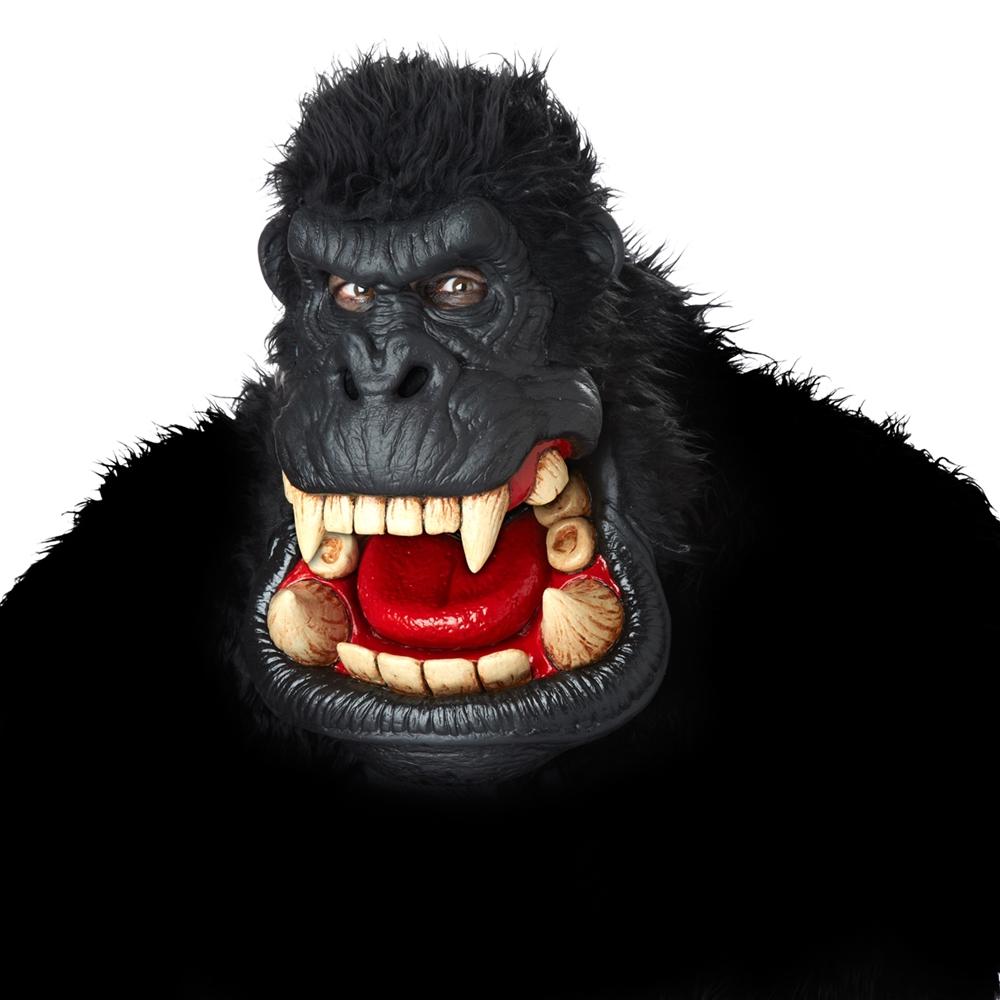 Killer Gorilla Ani-Motion Mask (Killer Masks)
