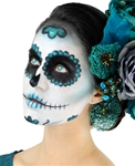 Day-of-the-Dead-Teal-Makeup-Kit