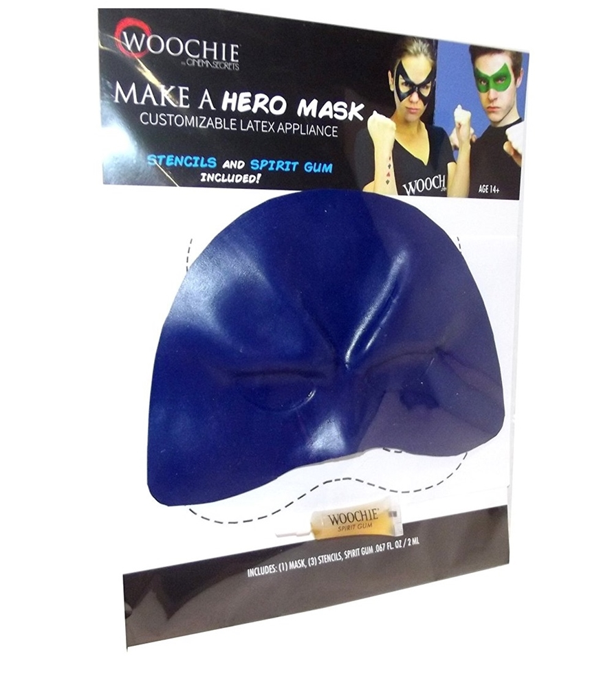 Make A Hero Mask Latex Appliance (More Colors)