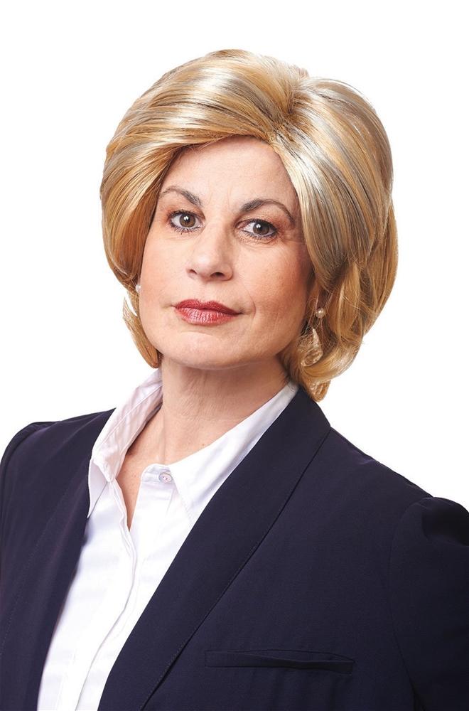 President Hillary Wig