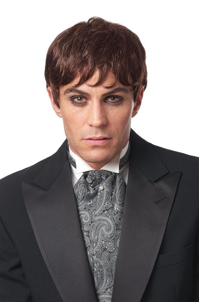 Victor Brown Wig