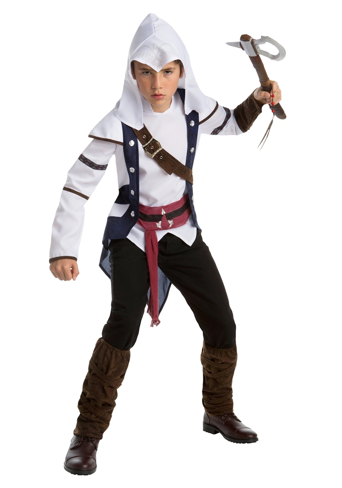Assassin's Creed Classic Connor Teen Costume