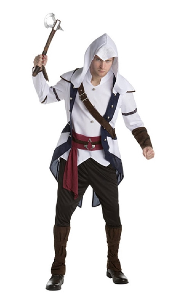 Assassin's Creed Classic Connor Adult Mens Costume