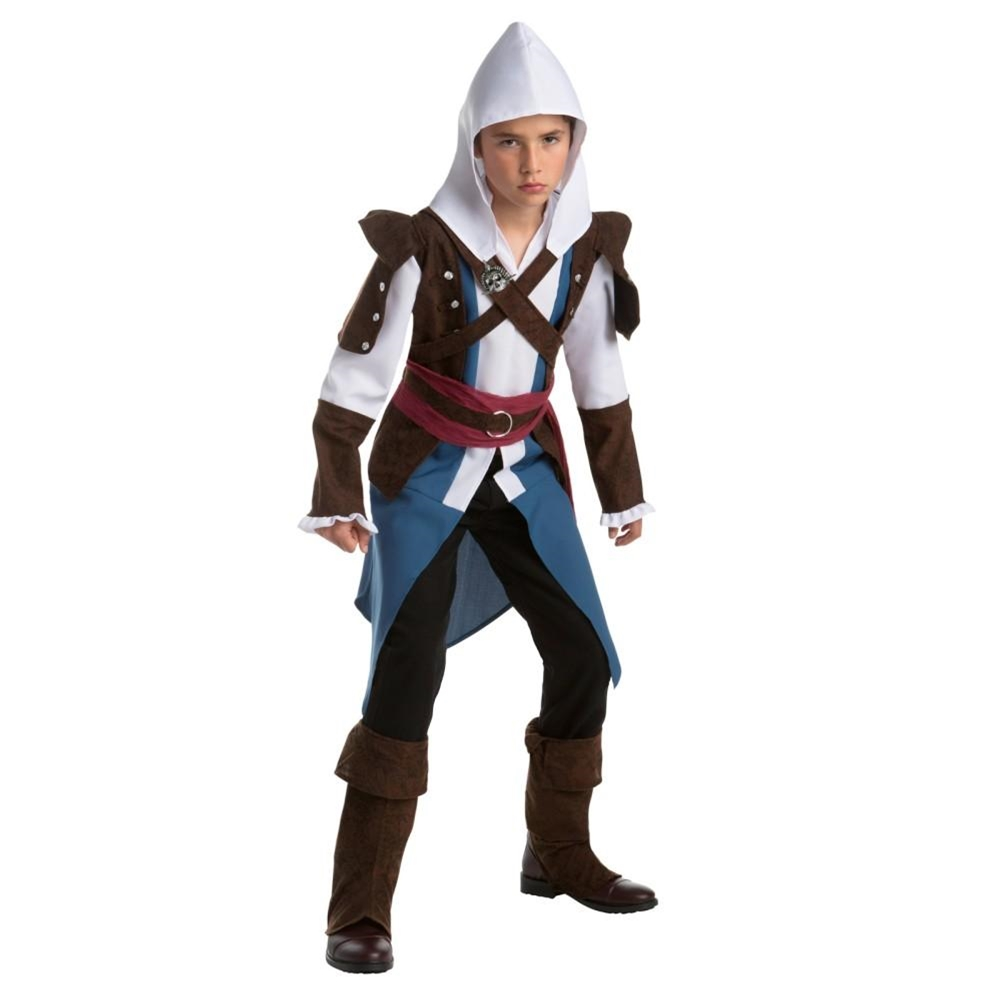 Assassin's Creed Classic Edward Teen Costume