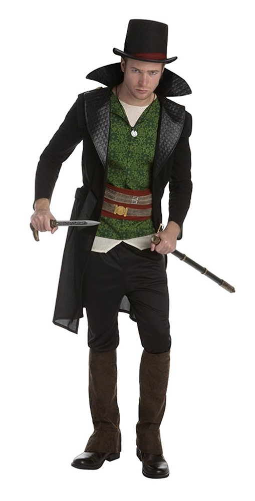 Assassin's Creed Classic Jacob Frye Adult Mens Costume