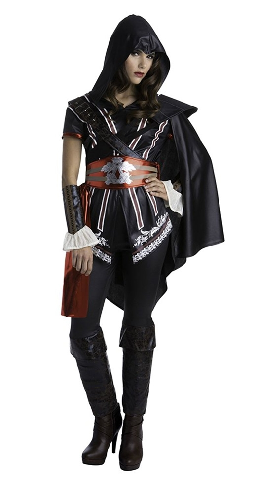 Assassin's Creed Classic Ezio Adult Womens Costume