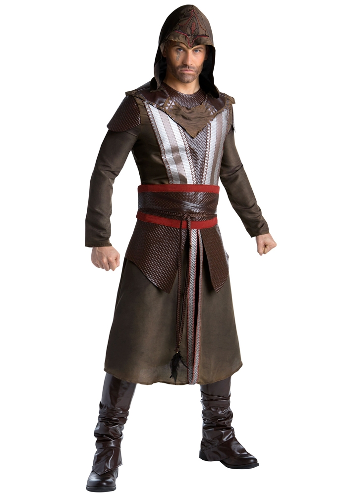 Assassin's Creed Deluxe Aguilar Adult Mens Costume