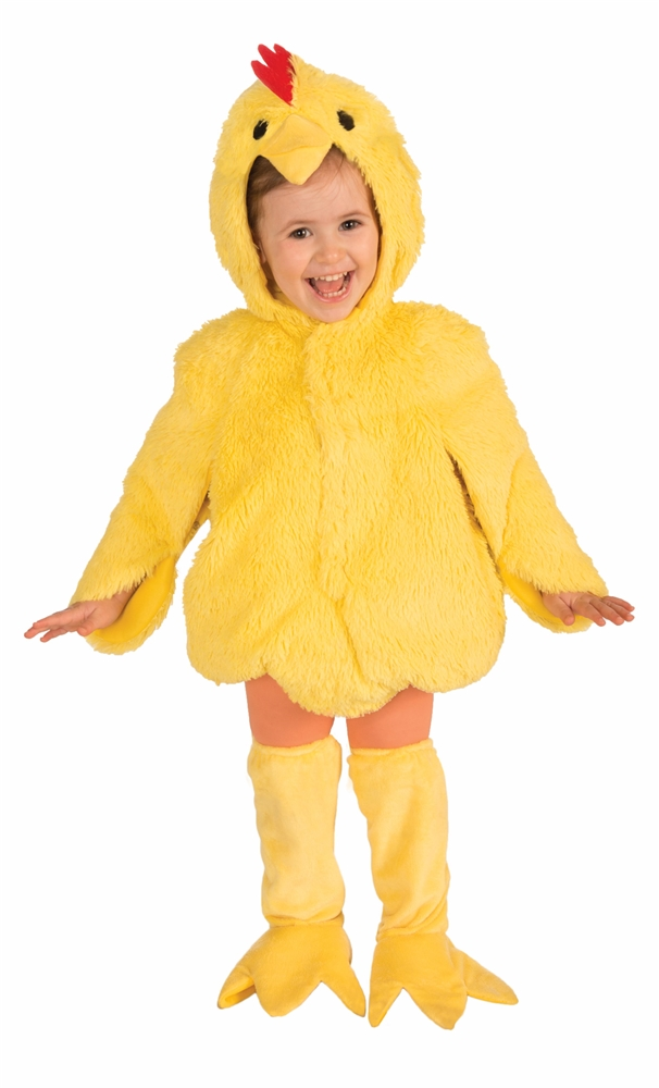 Lil' Chicken Plush Child Costume