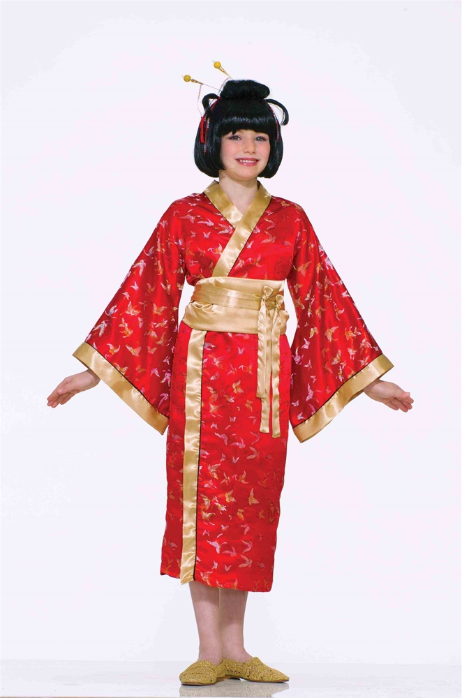 Madam (Madame Butterfly Costume)
