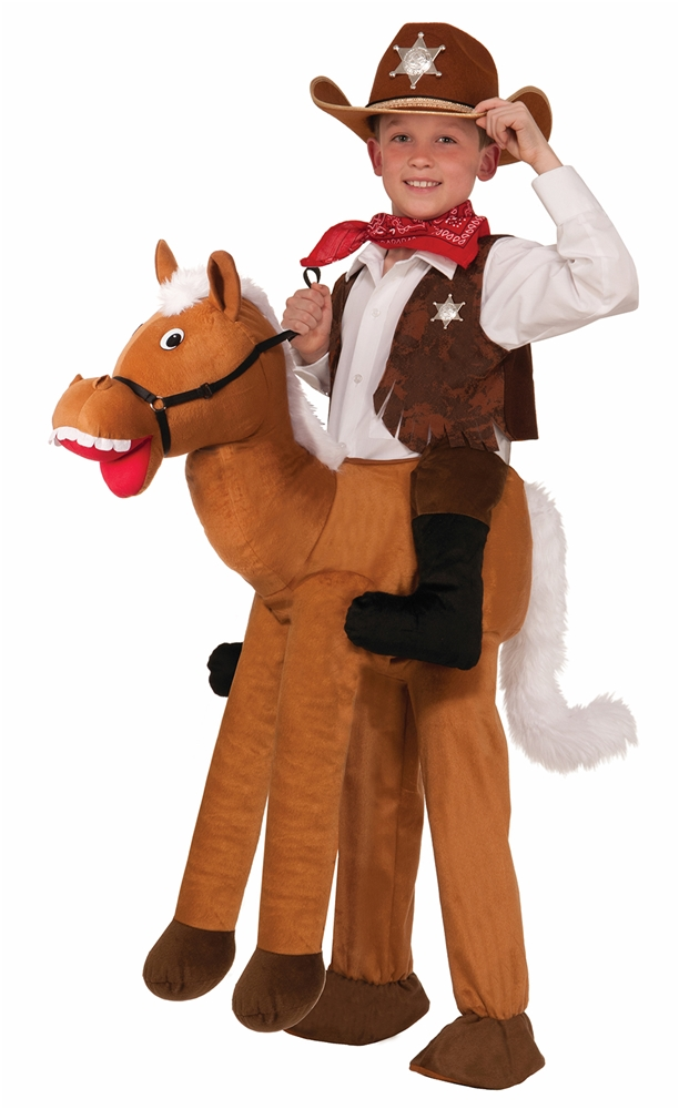 Ride a Horsey Child Costume