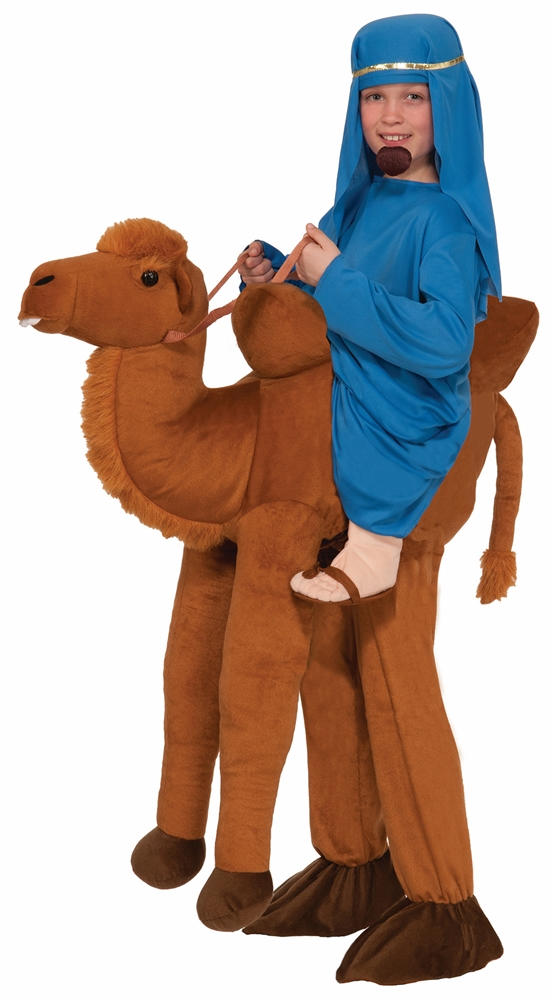 [Ride a Camel Child Costume] (Camel Child Costumes)