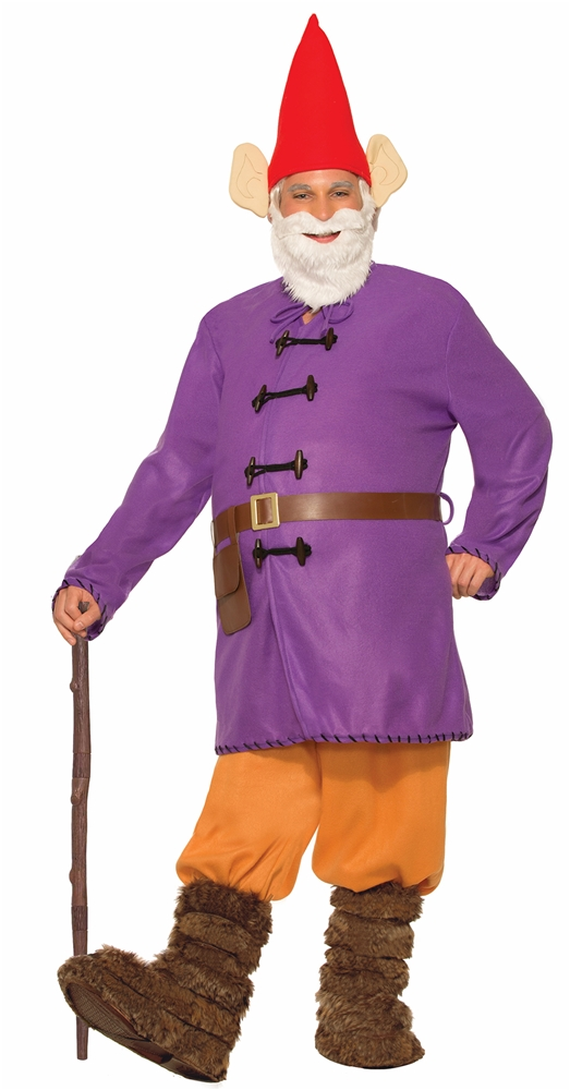 Garden Gnome Adult Mens Costume