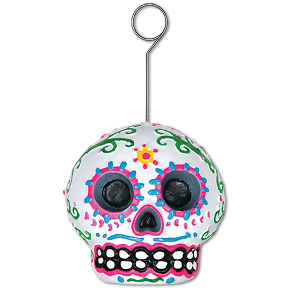 Day of the Dead Male Photo Holder
