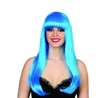 Glamour-Diva-Turquoise-Wig