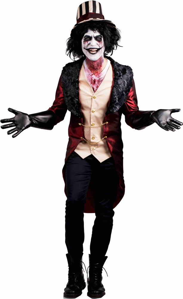 Mad House Master Adult Mens Costume