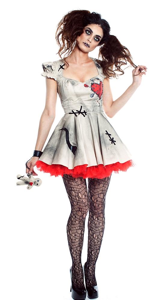 Voodo (Voodoo Doll Adult Costumes)