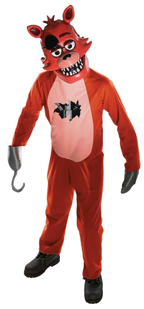 Five nights at freddy s foxy child costume 381391 trendyhalloween