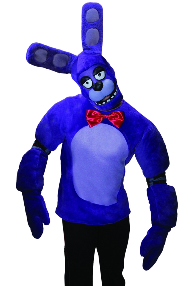 Five Nights at Freddy's Bonnie Adult Mens Costume