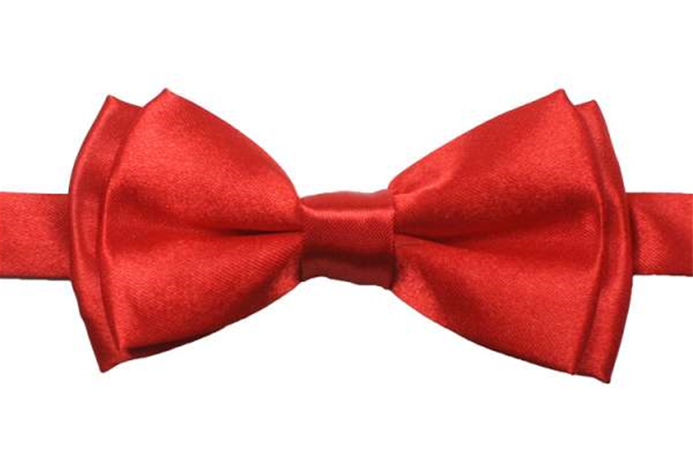 Red Child Bow Tie (Red Bow Tie)