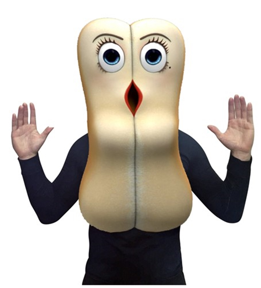 Sausage Party Brenda Mask