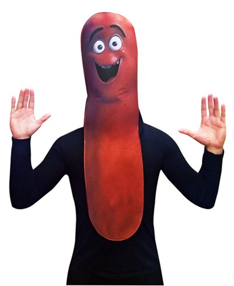 Sausage Party Frank Mask