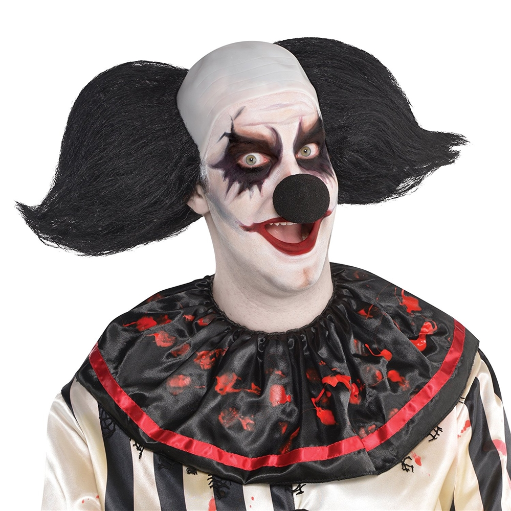 Freak Show Clown Wig