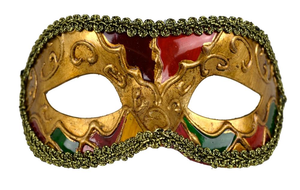 Venetian Masquerade Eye Mask (Venetian Eye Mask)