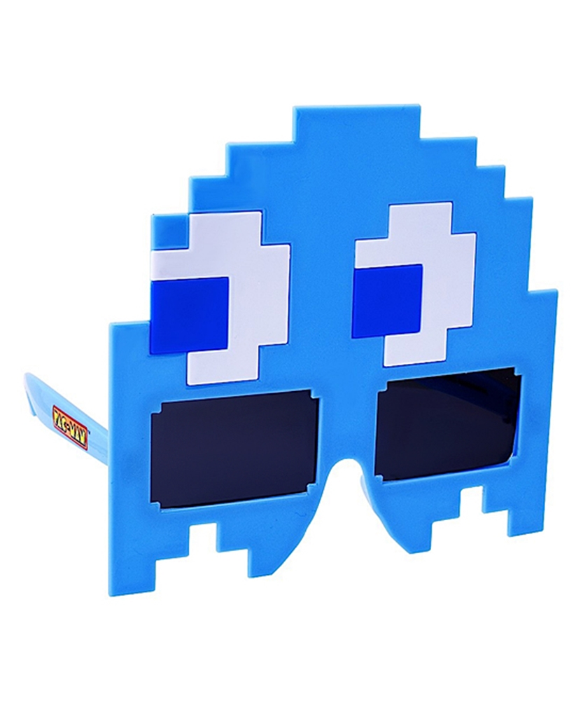 Pac-Man Inky Blue Sunglasses