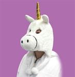 Unicorn-Plush-Mask