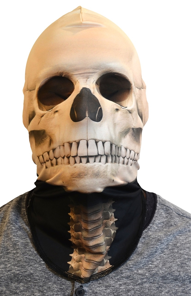 Skeleton Man Sock Mask