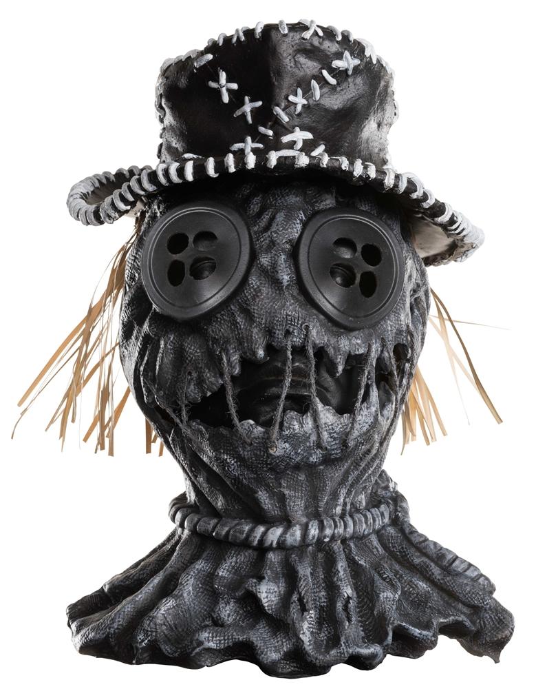 Ashba Scar-Crow Delxue Latex Mask