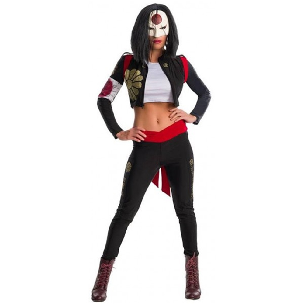 Suicide Squad Katana Adult Womens Costume CH03204