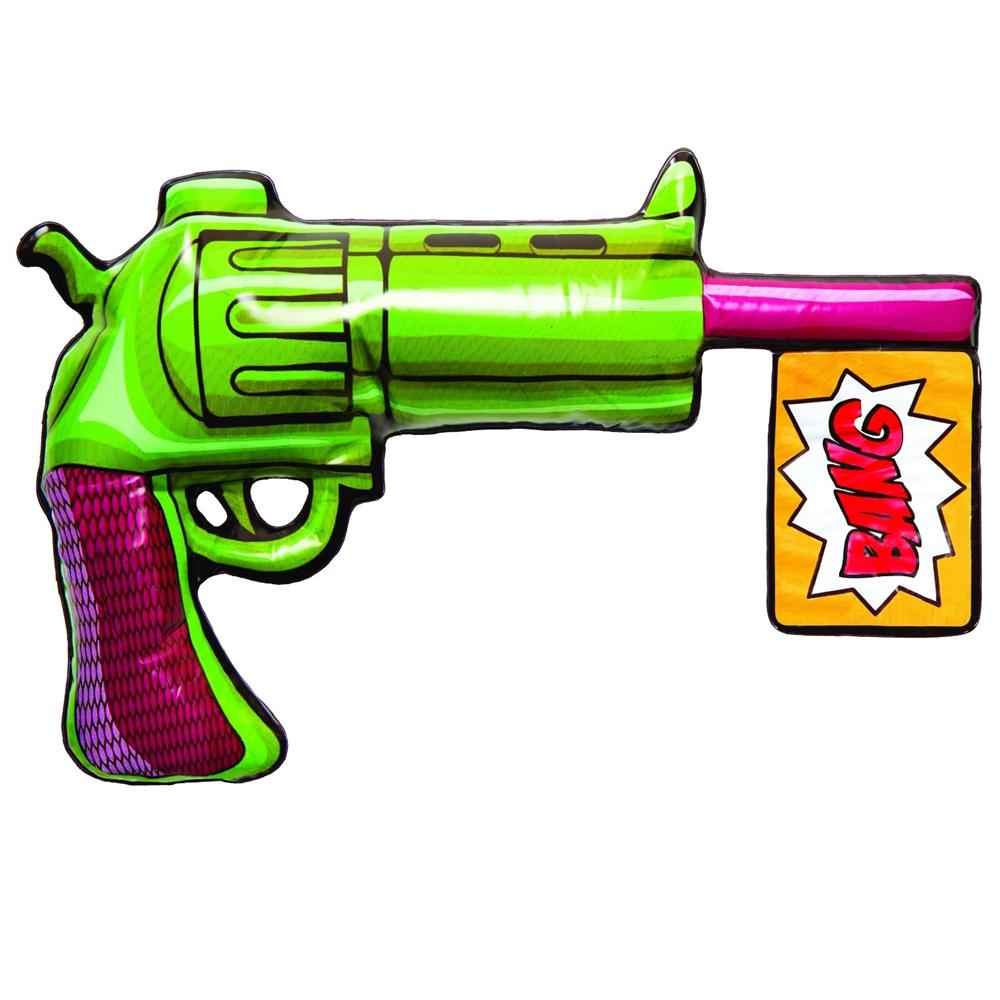 DC Super Villains The Joker Inflatable Gun