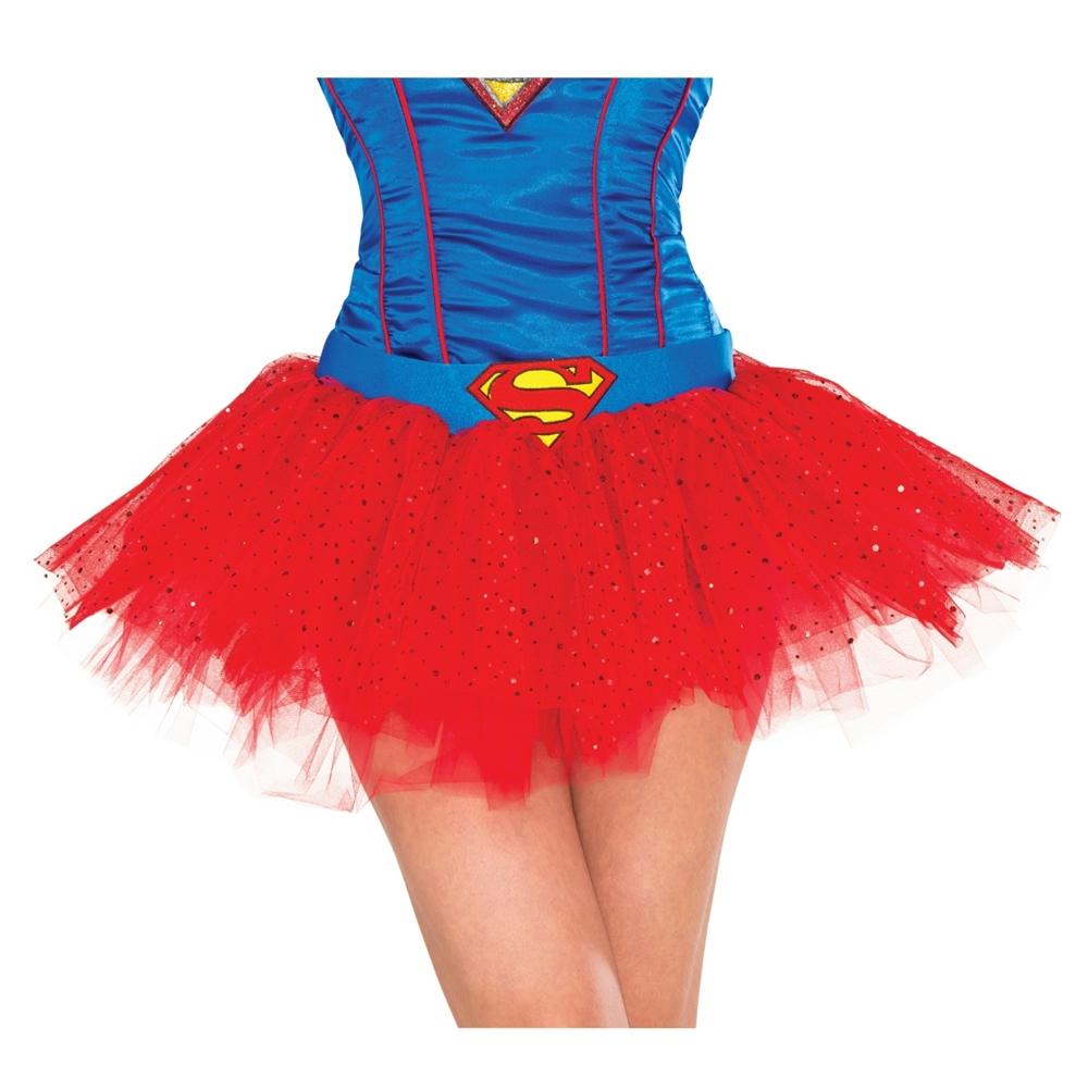 Supergirl Adult Tutu