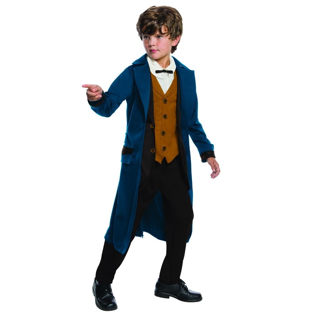 Www Halloween Decorating Ideas: Fantastic Beasts Deluxe Newt Scamander Child Costume