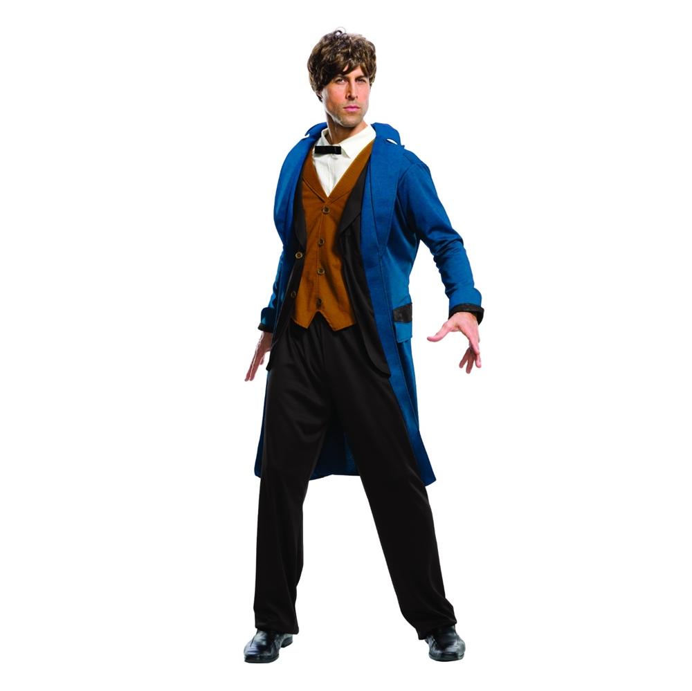 Fantastic Beasts Deluxe Newt Scamander Adult Mens Costume